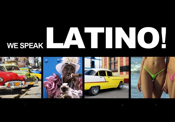 we speak latino