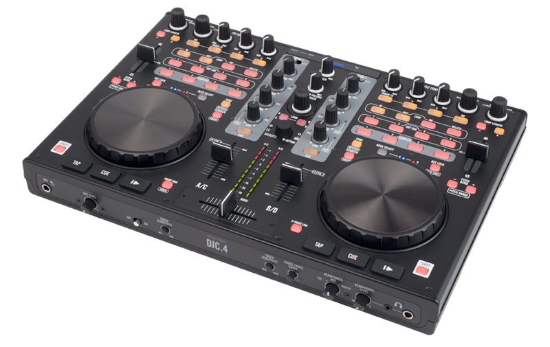 The Stanton DJC.4: A capable, well-built controller especially suited to Virtual DJ users.