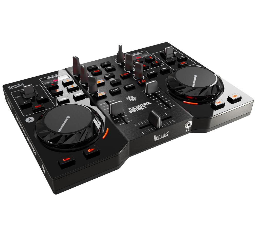 Everything you need to learn to DJ, for a bargain-basement price? In today's review we find out if the stripped-down Hercules DJ Control Instinct has got enough to get you past go...
