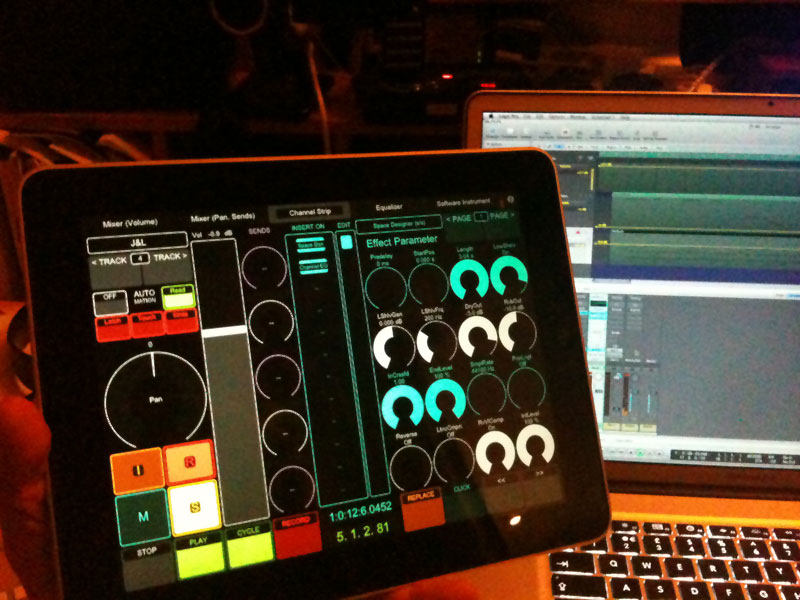 Design Your Own Tablet DJ Controller In TouchOSC
