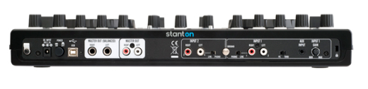 Stanton DJC.4 back