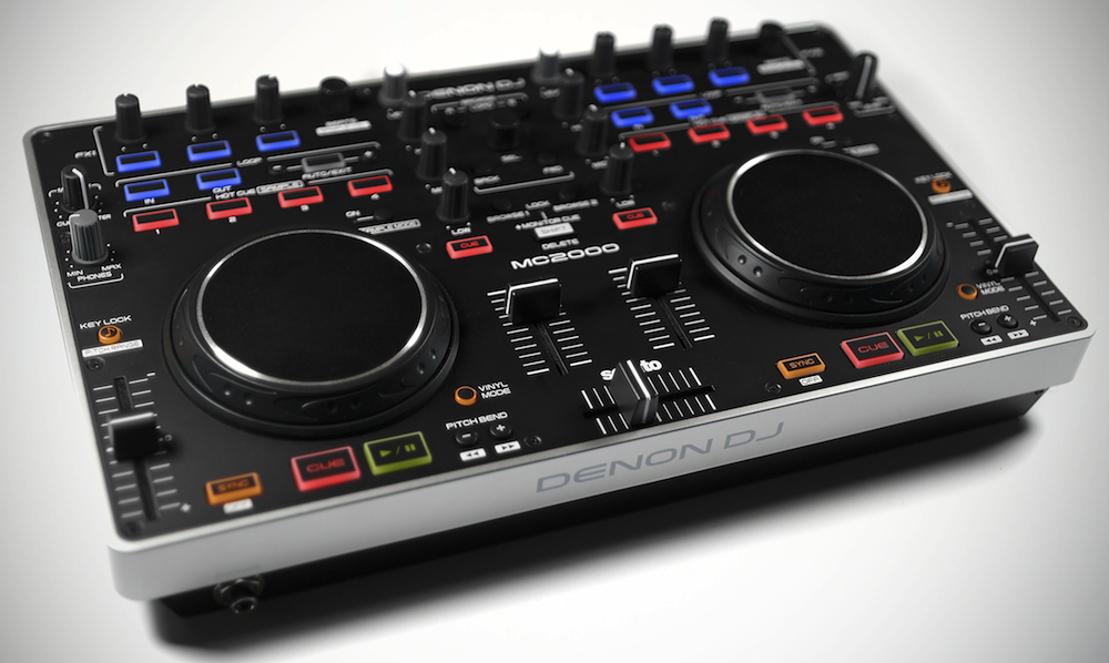 Is the Denon MC2000 the perfect Intro controller? We find out...