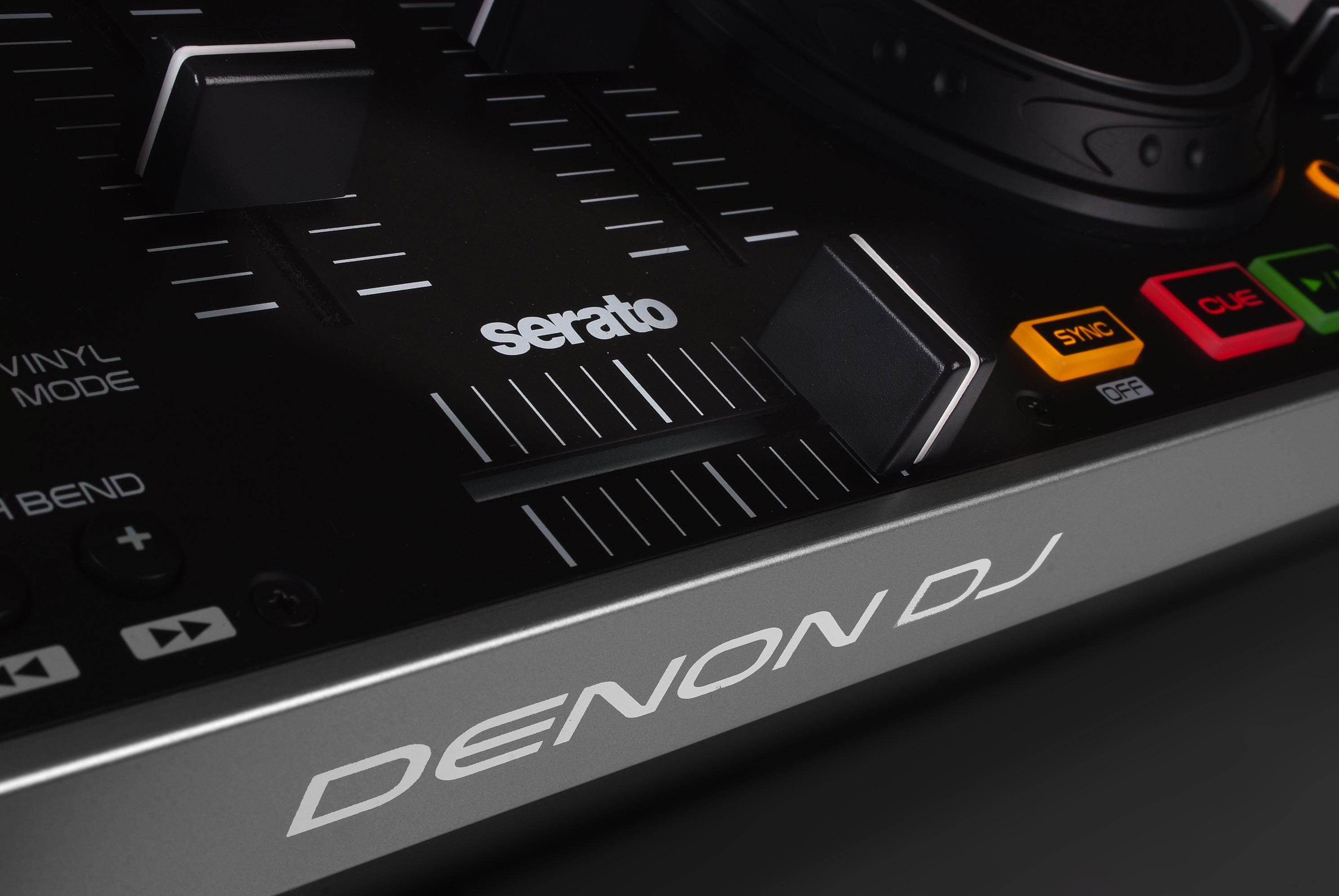 Denon MC2000 DJ Intro