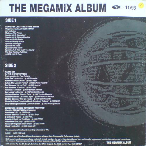 DMC megamix