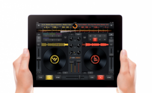 Cross DJ iPad