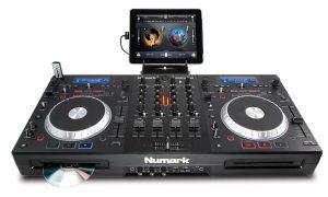 Numark MixDeck Quad controller