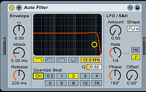 Ableton effects