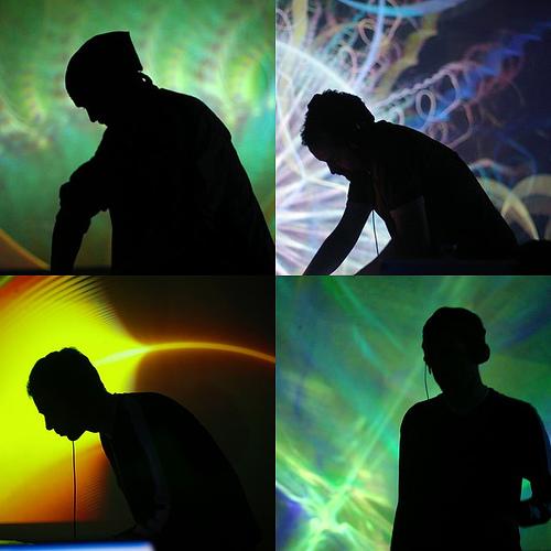 DJ visuals