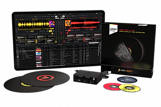 MixVibes Cross DJ 2.0 pack