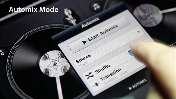 Automix mode