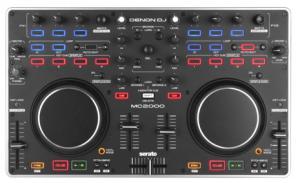 Denon DJ MC2000 top