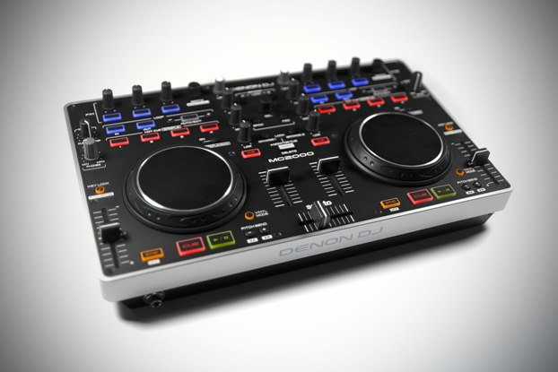 The Denon DJ MC2000