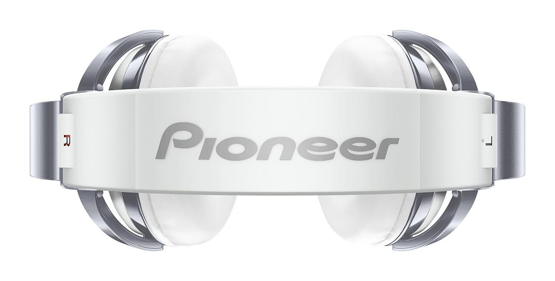Pioneer HDJ-1500 in white