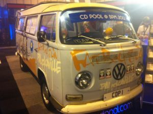 CD Pool VW Van