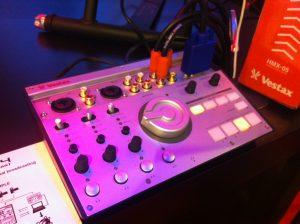 Vestax broadcast mixer