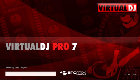 Virtual DJ 7.1