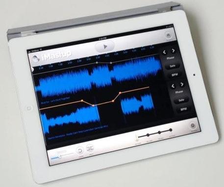 Mixed in Key's new iMashup brings its Mashup software to iPad users.