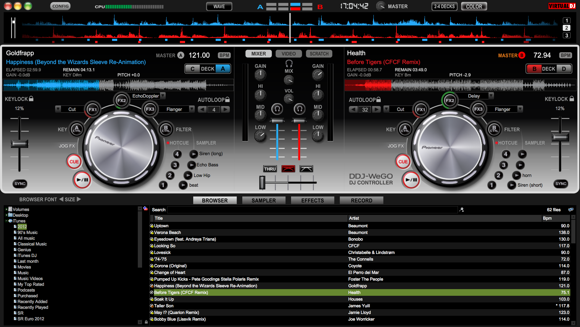 Pioneer Ddj Wego Review Demo