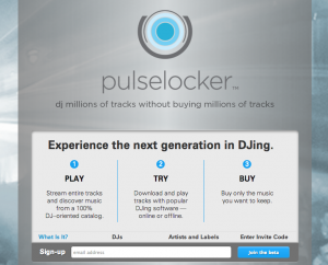 Pulselocker signup