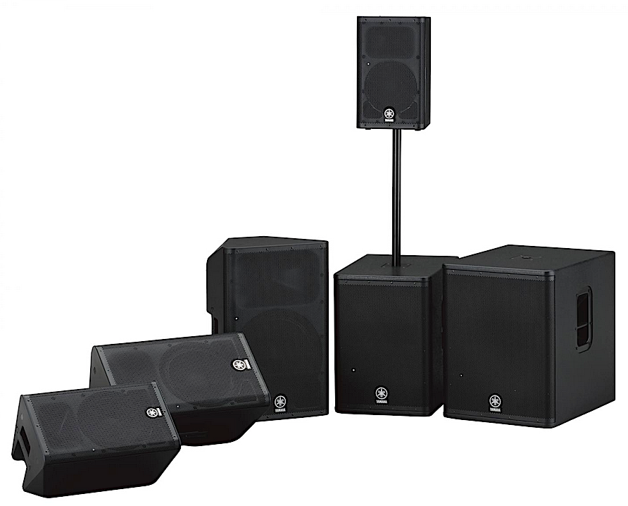 How to choose dj pa systems choosing a small pa system for Yamaha pa system