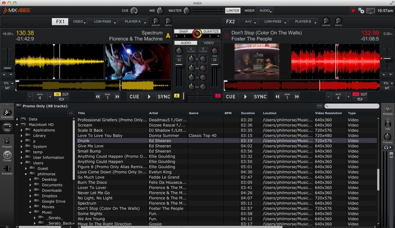 Video DJ screenshot