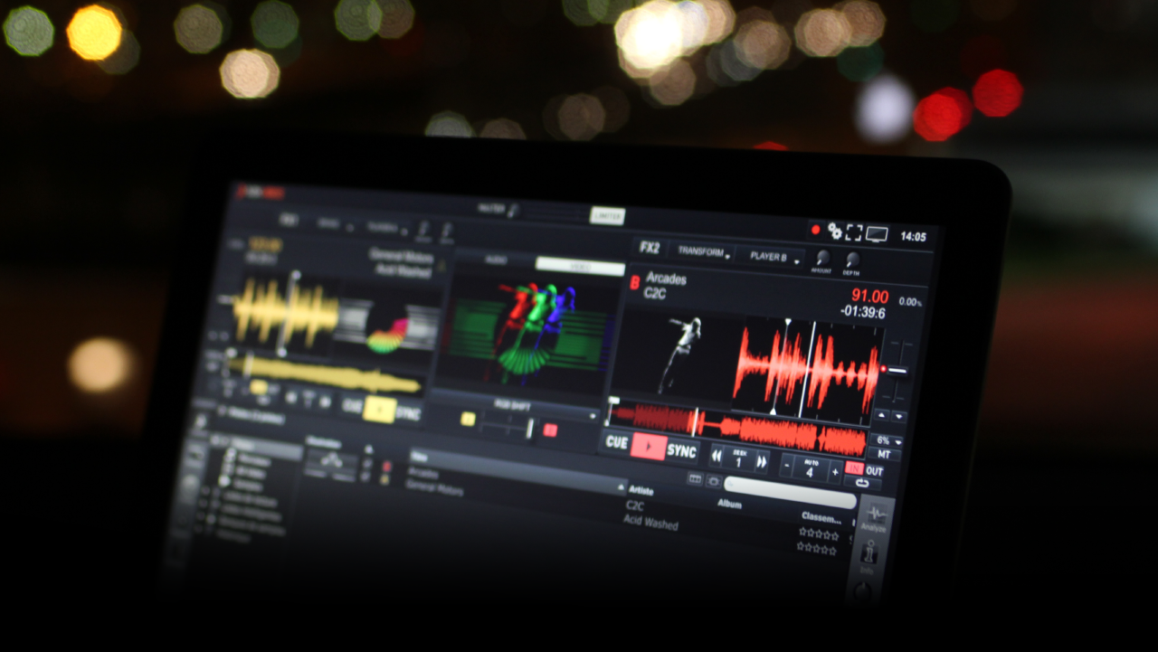 MixVibes Video Plug-In