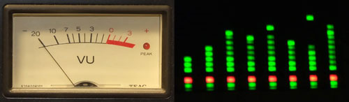 Digital Vu Meter : Rules for great dj sound quality digital tips