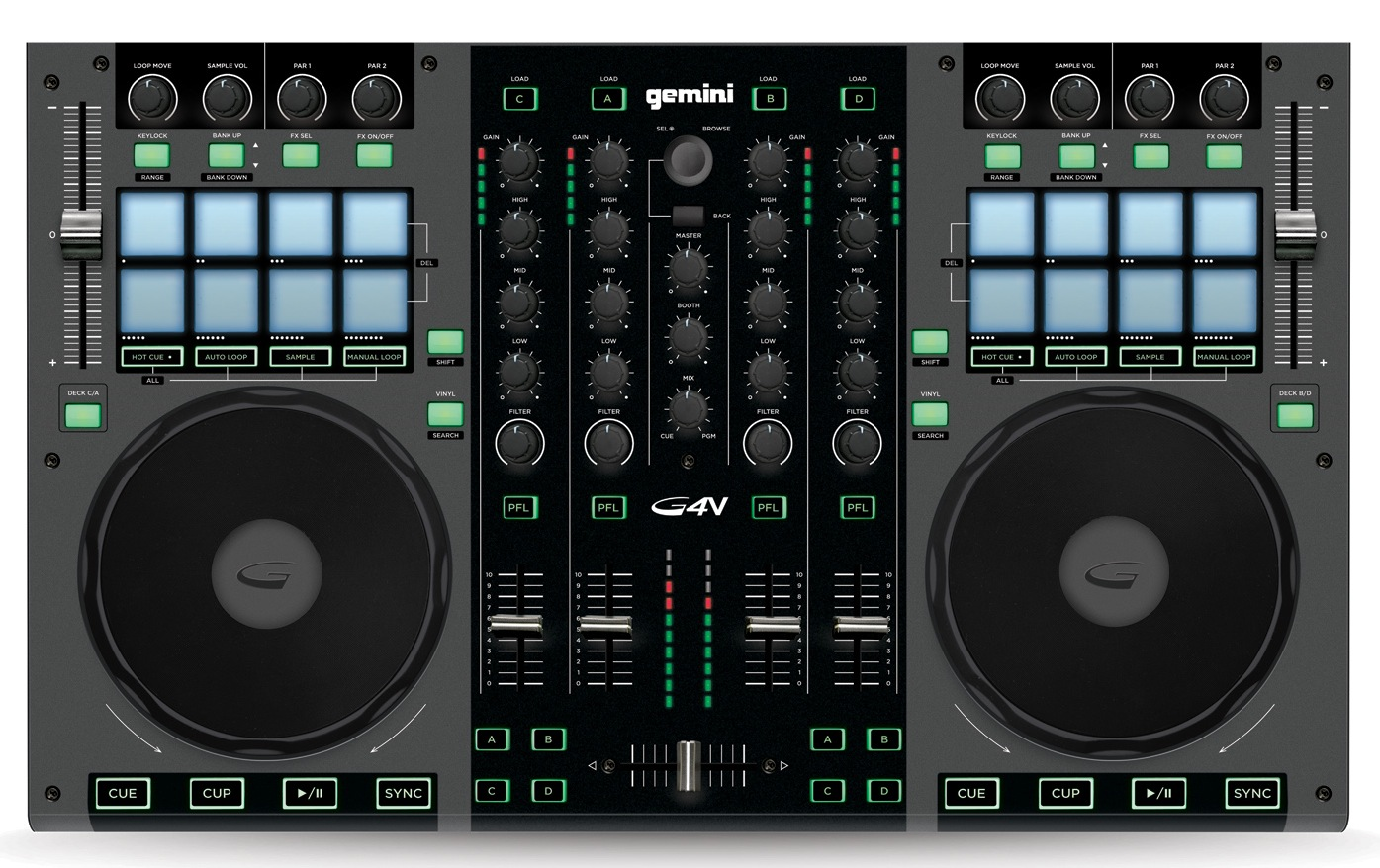 Gemini-G4V