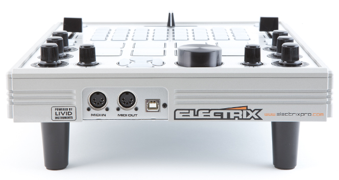 Electrix Tweaker Review - Back