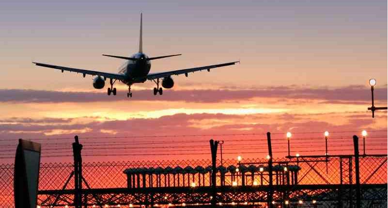 DJ airport