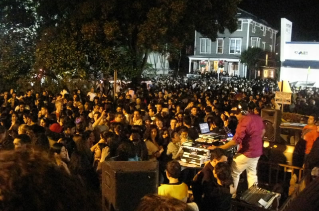 Outdoors Festival