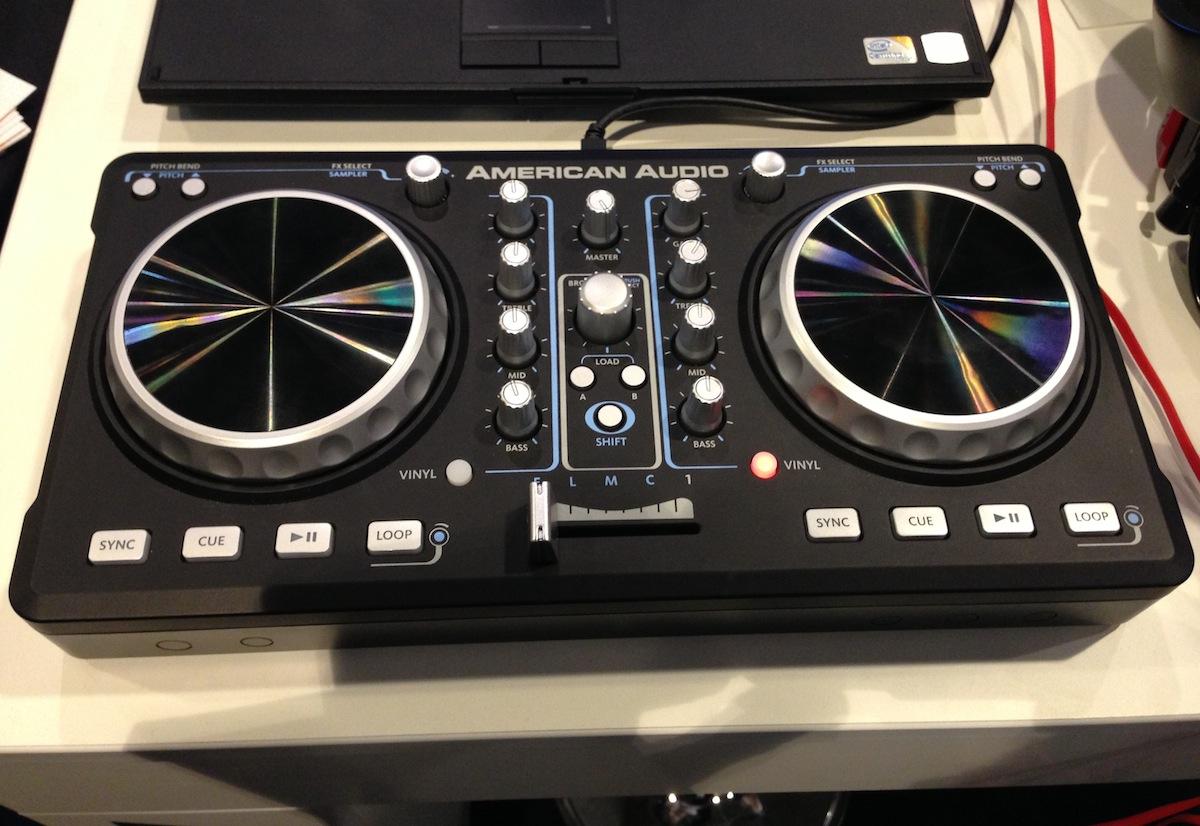 American Audio VLMC1
