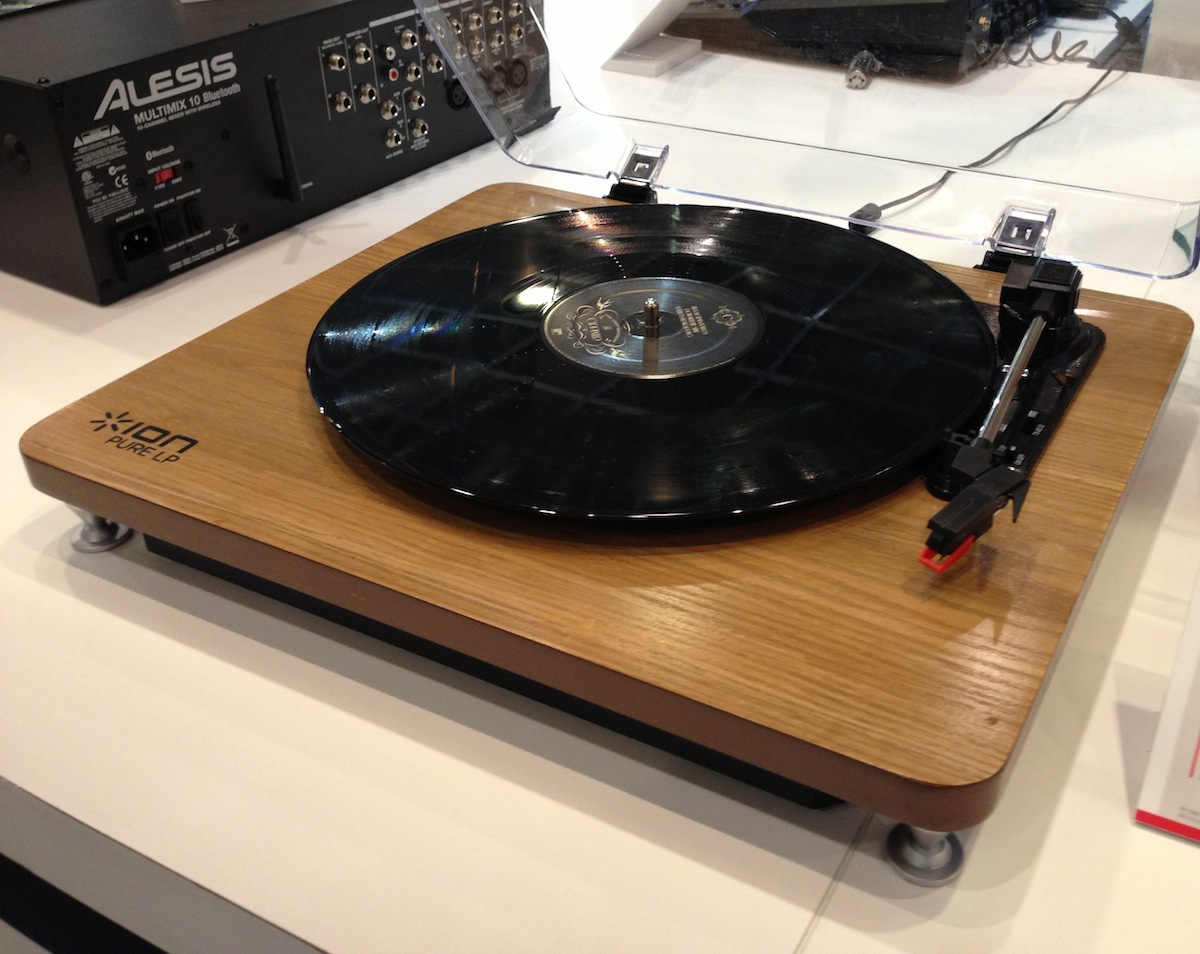 Ion Audio Pure LP
