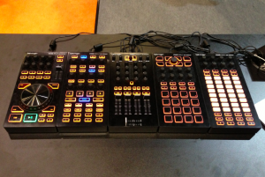 Behringer controllers