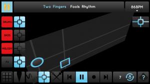 3D X-Y FX pad!