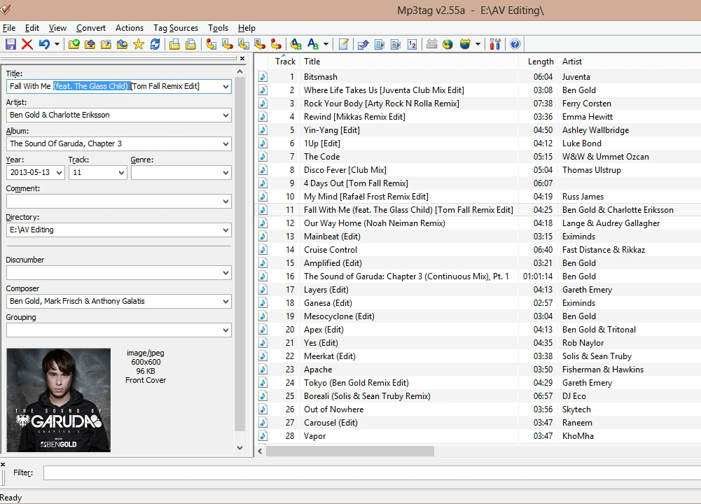 Tools & Workflow Ideas For Organising Your Music Library
