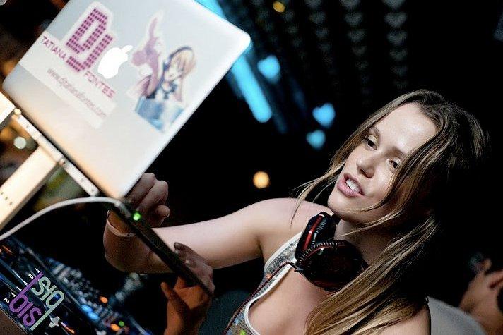 DJ Tatiana Fontes
