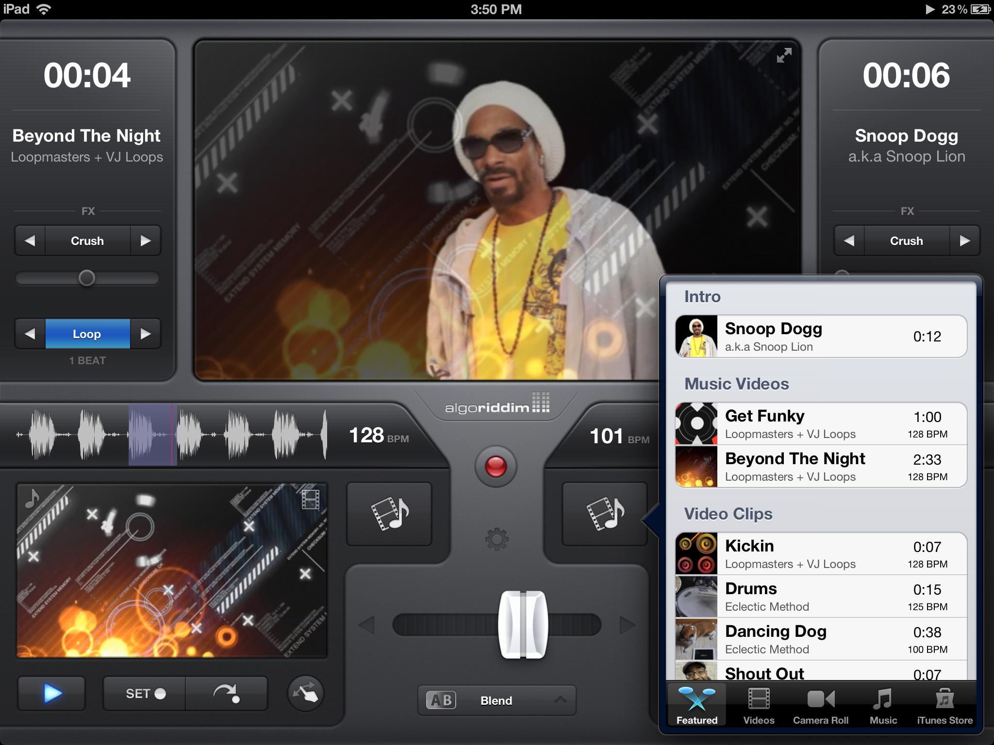 vjay Snoop Dogg