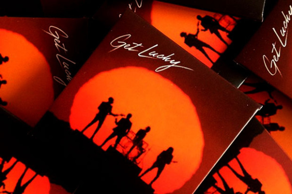 Daft Punk condoms: Will you Get Lucky this weekend?