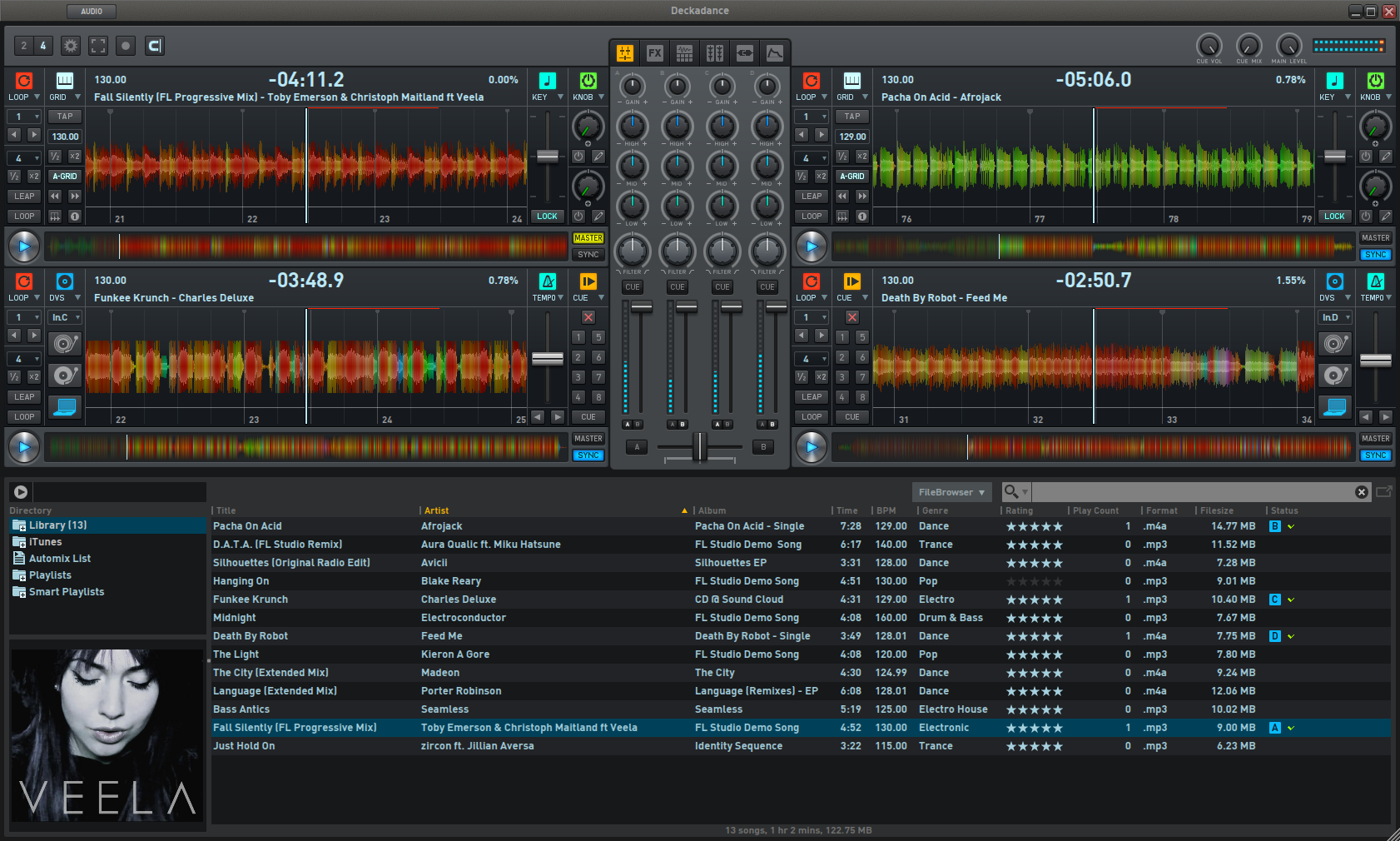 They're not much worse than most Traktor mappings for third party controllers