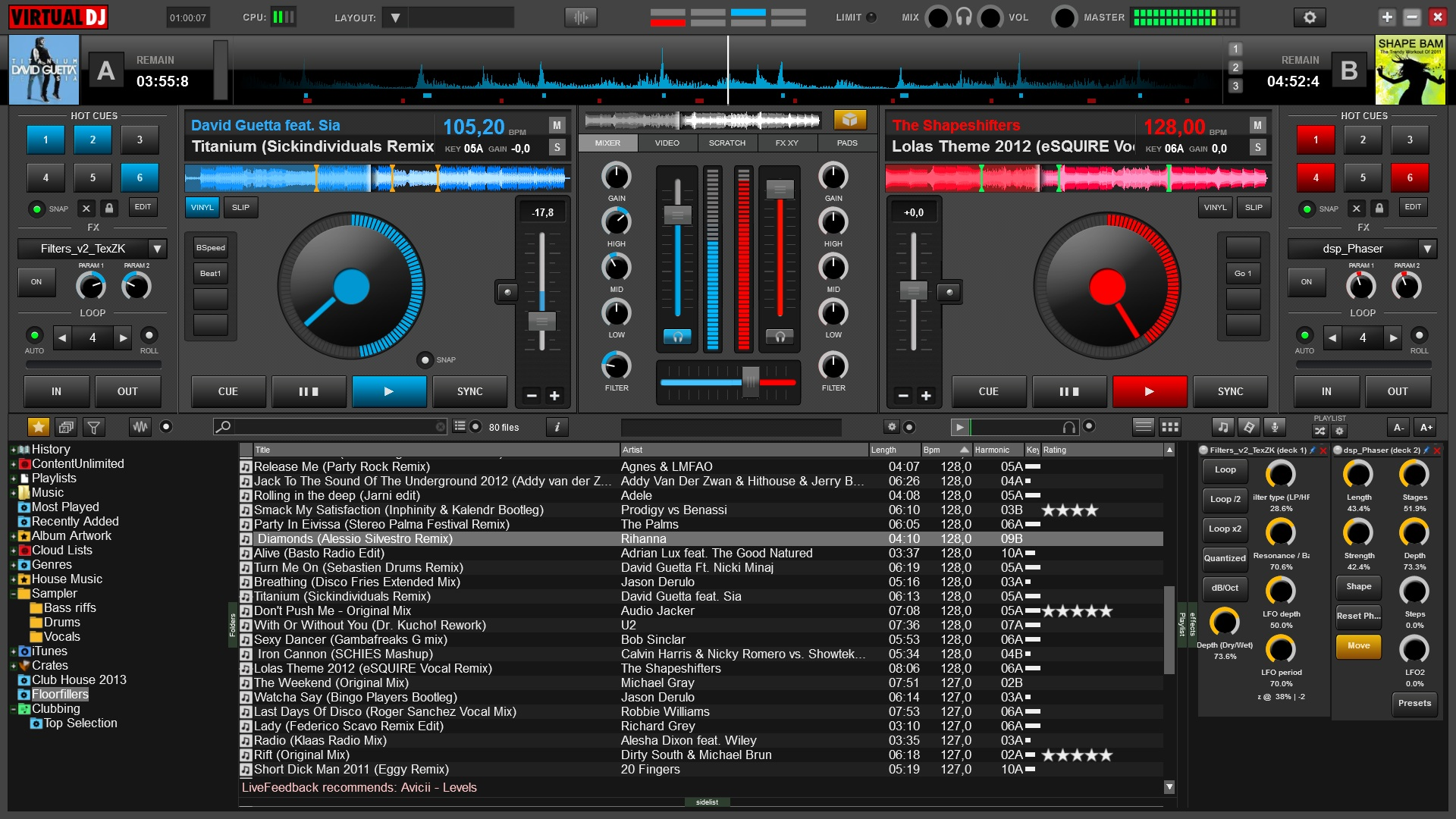 Virtual Dj 8 Drum Machine : exclusive public finally gets its hands on virtual dj 8 ~ Russianpoet.info Haus und Dekorationen