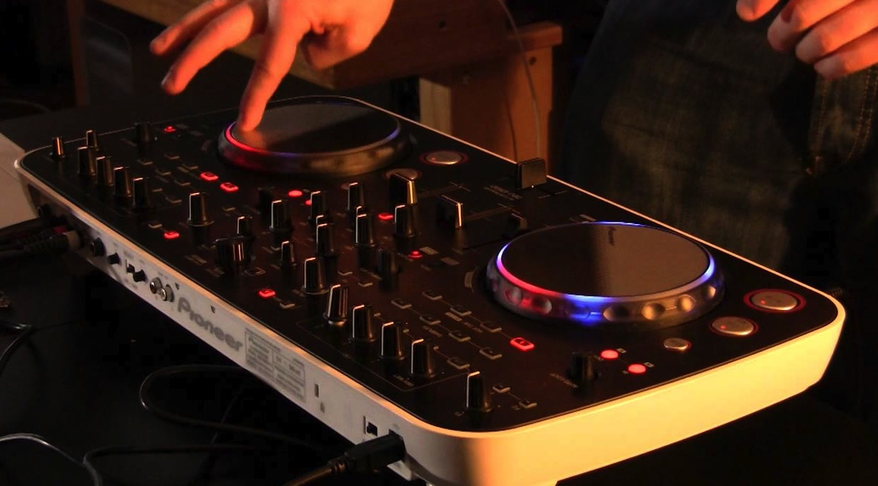 DJ controller hate
