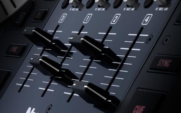 NS7 II mixer
