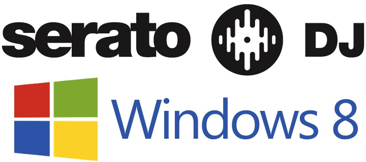Serato Windows 8