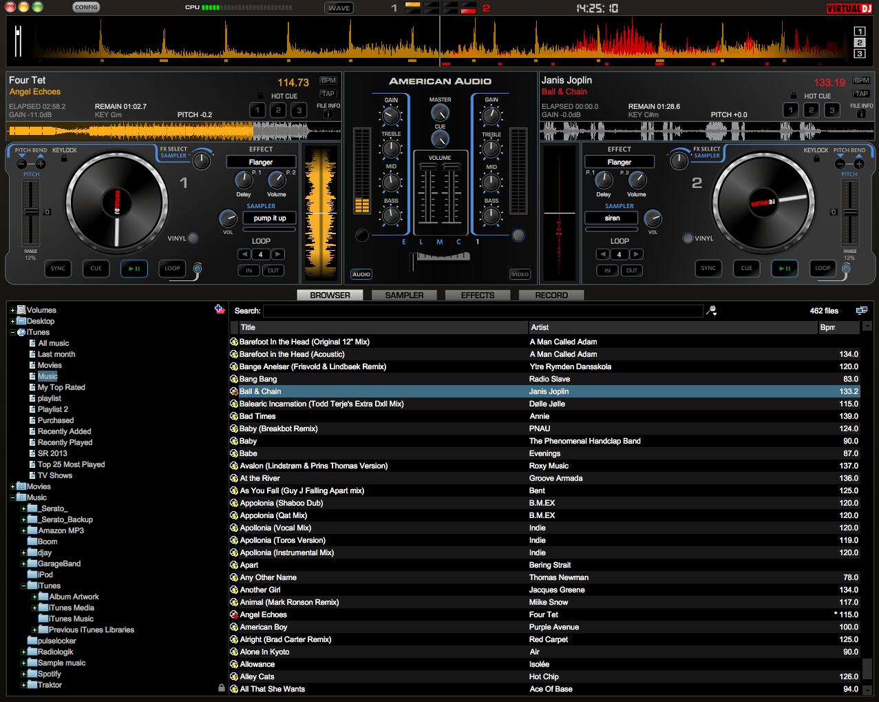 Virtual DJ LE