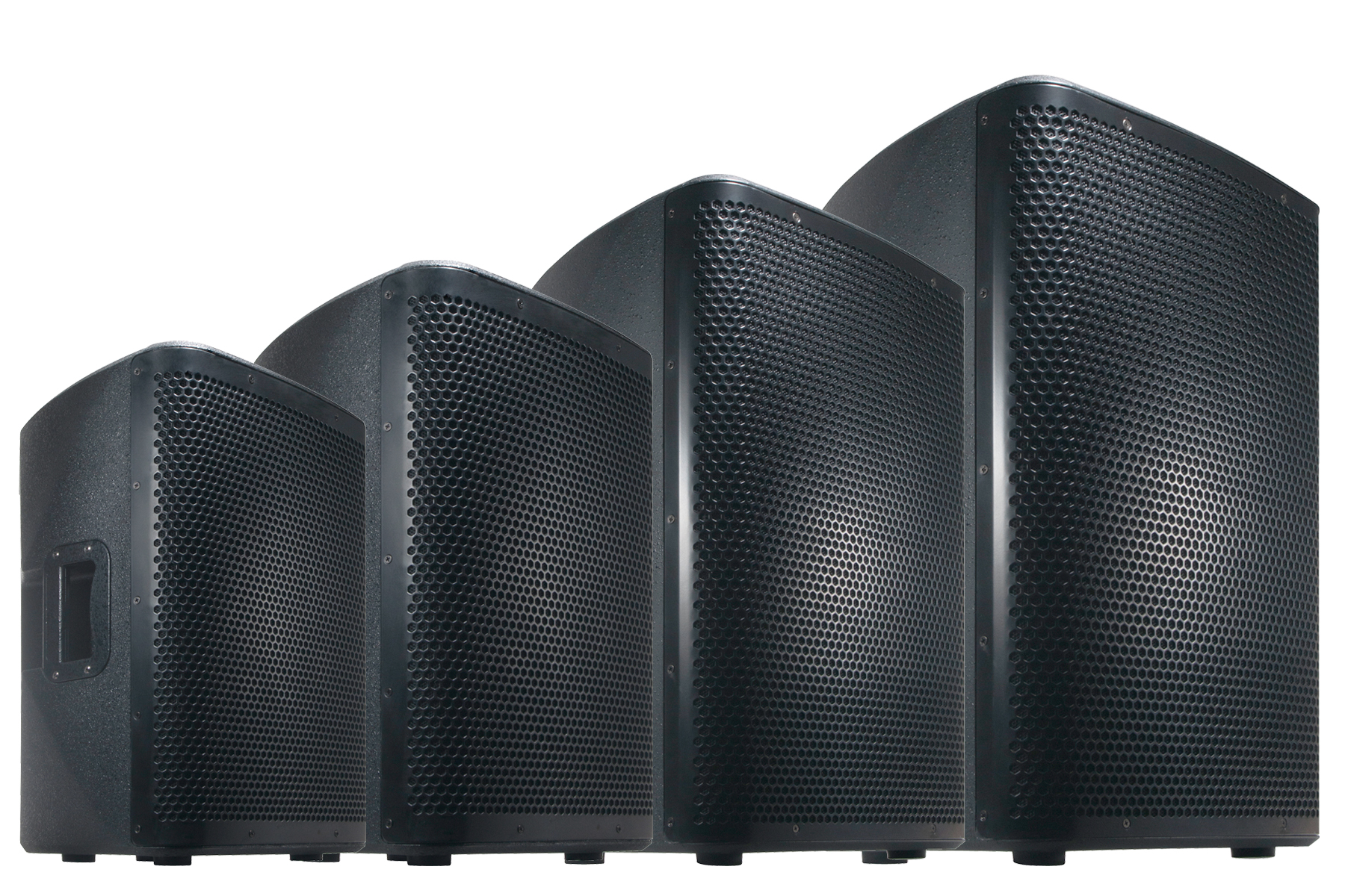 American Audio is launching a new line of speakers at NAMM: The CPX Series.
