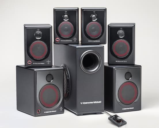 Cerwin Vega! augment their XD line with larger models and a subwoofer.