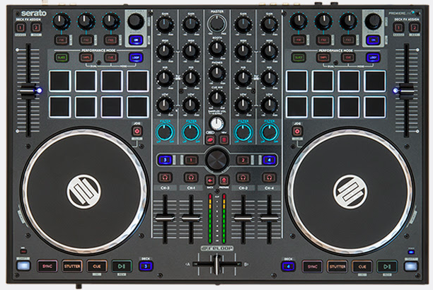 The Reloop Terminal Mix 8 is the new flagship in Reloop's range, and the best Serato controller the company's ever made.