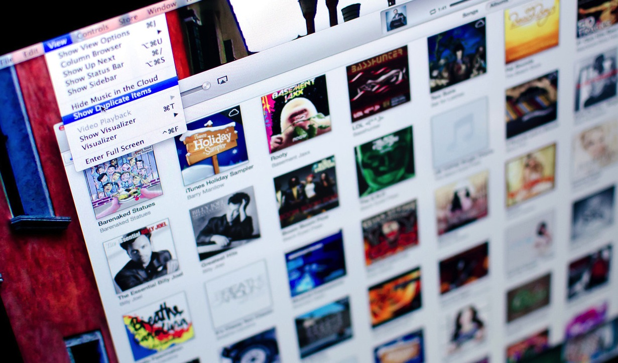 how to put music in your itunes library