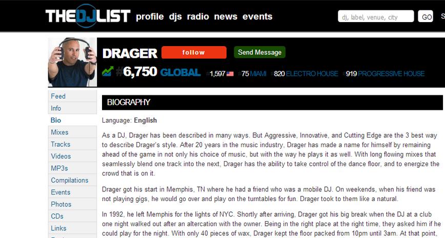 DJ Drager